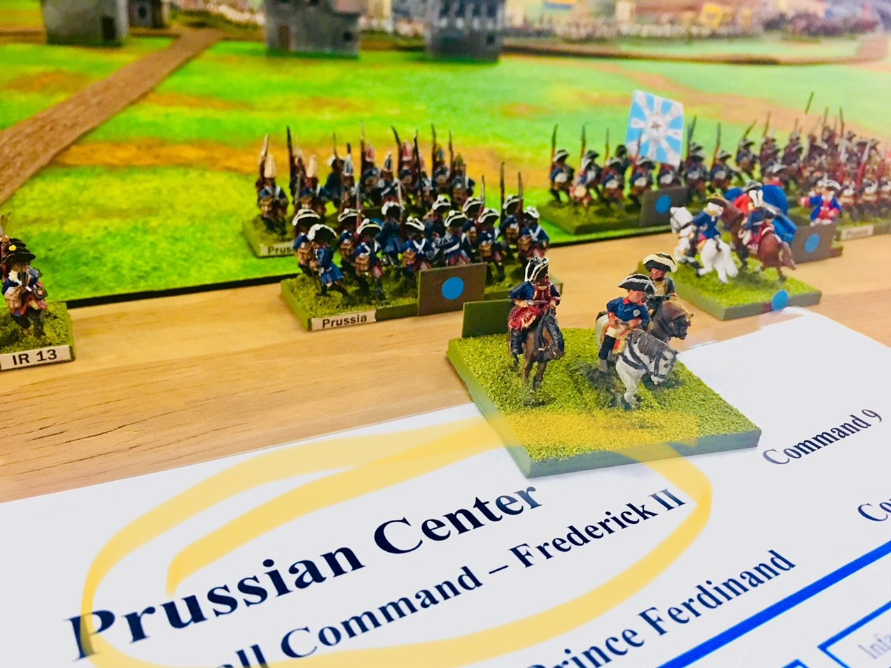 15mm Frederick the Great